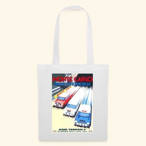 Monte Carlo Rally Minis Tee - Tote Bag
