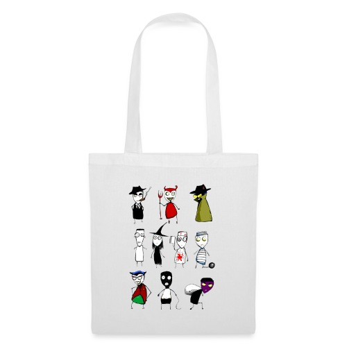 Bad to the bone - Tote Bag