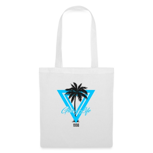 Triangle Palm 1998 - Tote Bag