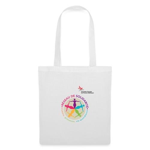 affd visuel identitaire avec logo - Tote Bag
