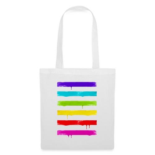 LGBT STRIPES - Stoffbeutel