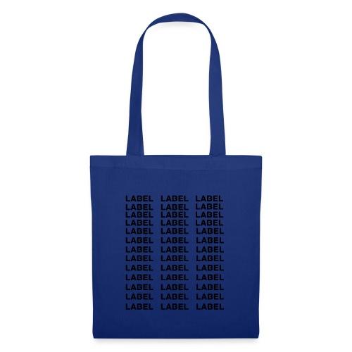 LABEL - Multitude Design - Tote Bag