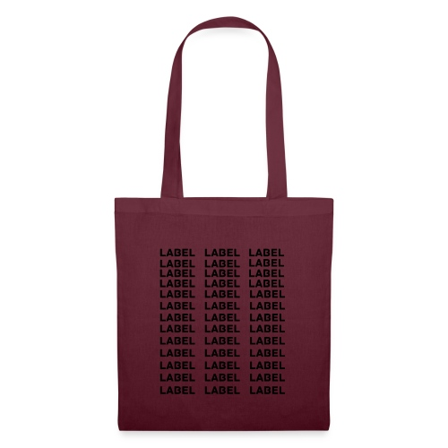 LABEL - Multitude Design - Tote Bag