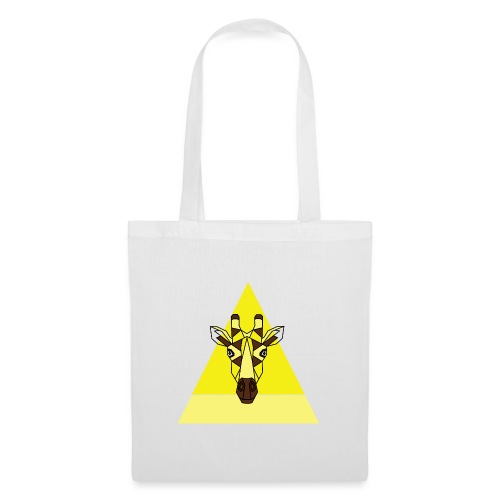 Special Edition Giraffe - Bolsa de tela