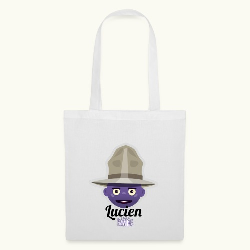 Lucien (Le monde des Pawns) - Tote Bag