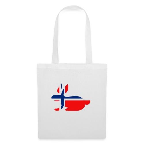norwegian bunny - Tote Bag