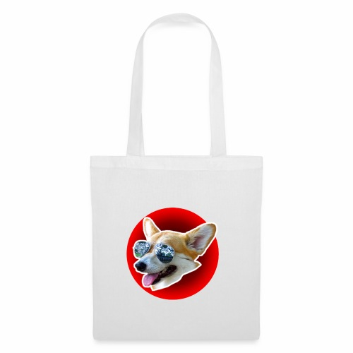 Cool Corgi - Tote Bag