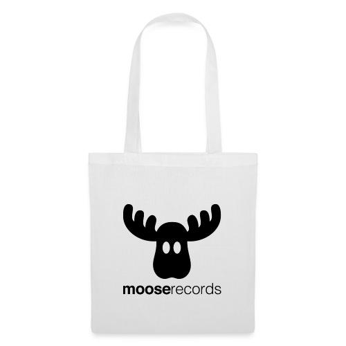 MOOSE BLACK png - Tote Bag