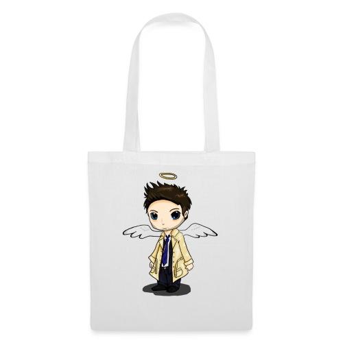 Team Castiel (dark) - Tote Bag