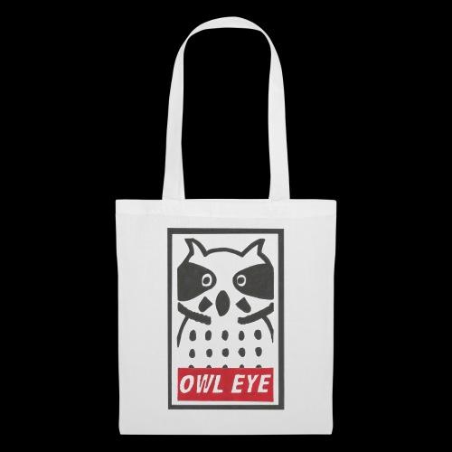 Owl Eye - Stoffbeutel