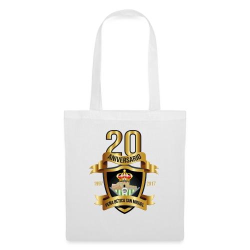 Camiseta Escudo 20 Aniversario - Bolsa de tela