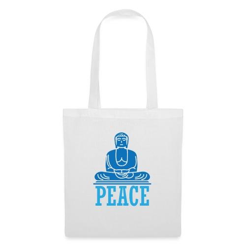Buddha Meditating. - Tote Bag