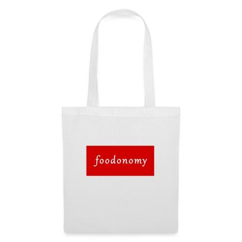 Foodonomy Logo - Borsa di stoffa