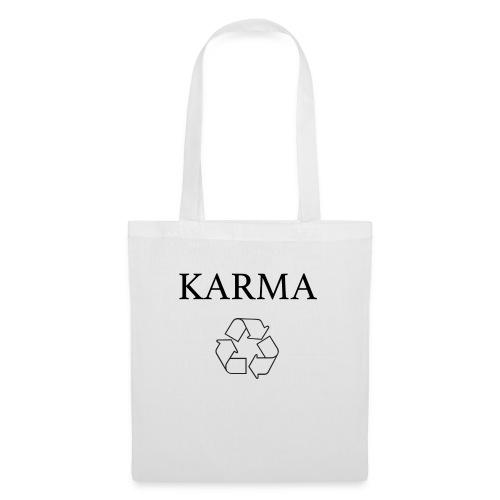 Karma Recycle - Torba materiałowa