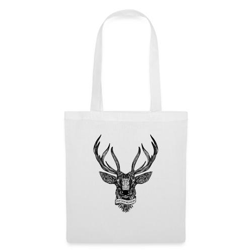 Deer - Stoffbeutel