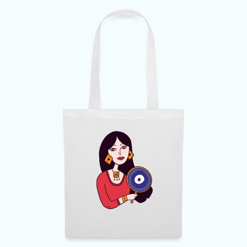 Fashion Girl - Tote Bag