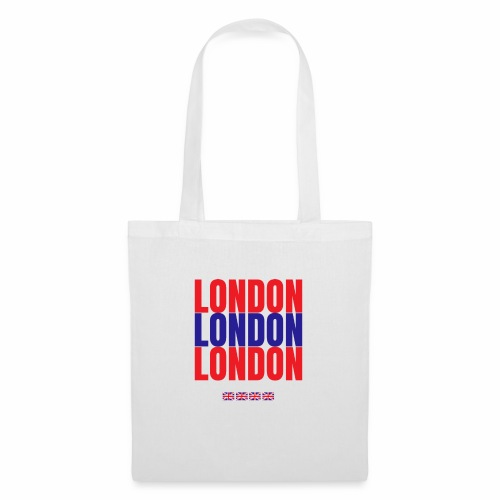 Shop London Hoodie, Sweatshirt Souvenir T-shirts - Tote Bag