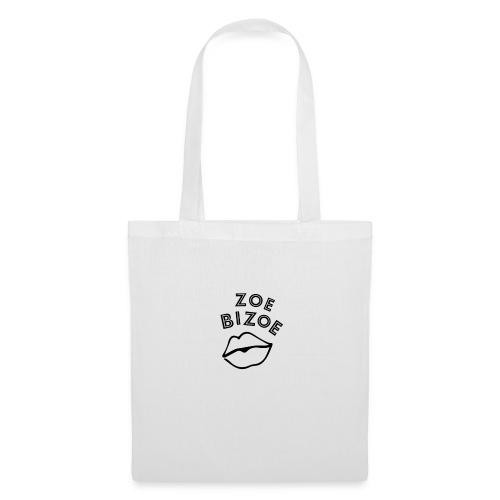 ZOE logo kus - Sac en tissu