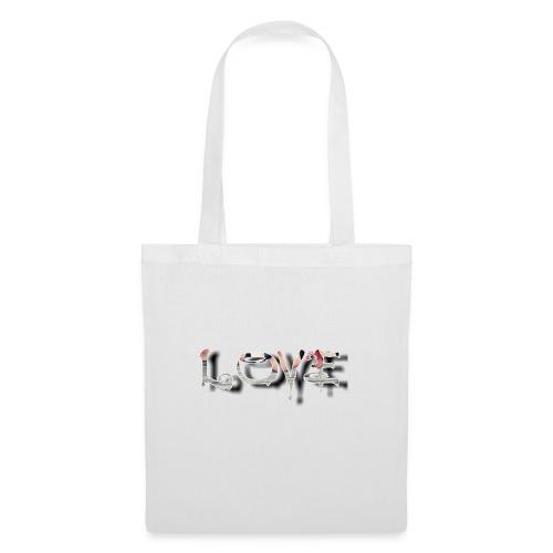 LOVE - Sac en tissu