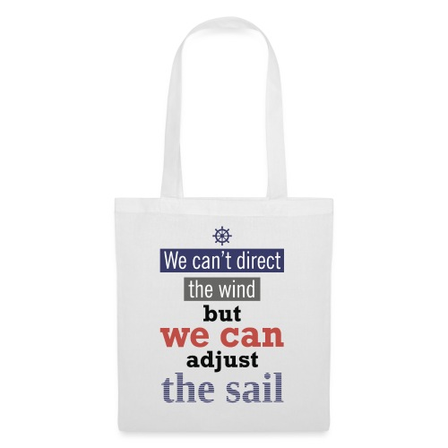 ًًWe can adjust sail - Tote Bag
