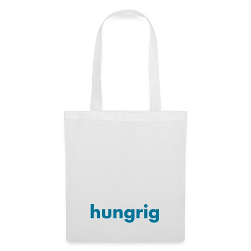 hungrig - Stoffbeutel