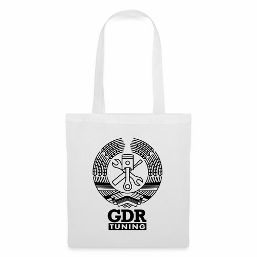 GDR Tuning Coat of Arms 1c - Tote Bag