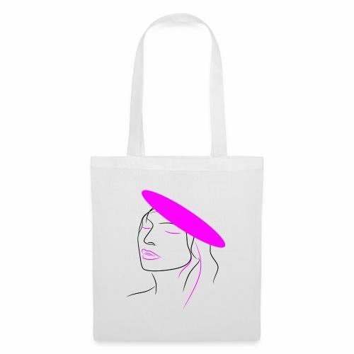 Pink woman - Tote Bag