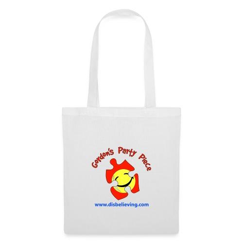 Party Piece Logo - Tote Bag