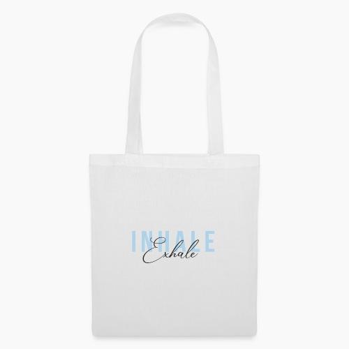 Inhale Exhale - Tote Bag