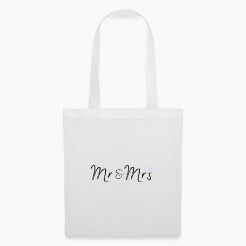 mr & mrs - Tote Bag