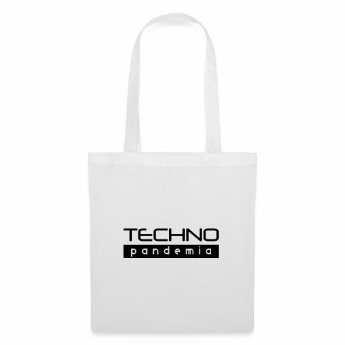 Techno Pandemia - Bolsa de tela
