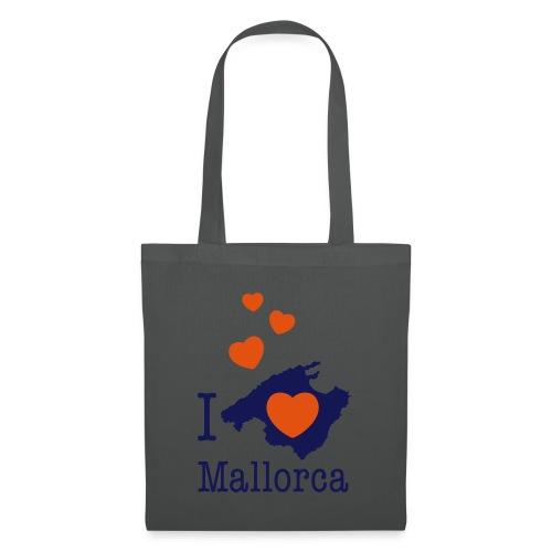 love Mallorca Balearen Spanien Ferieninsel Urlaub - Tote Bag