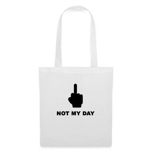 NOTMYDAY - Sac en tissu
