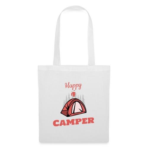 Happy Camper - Stoffbeutel