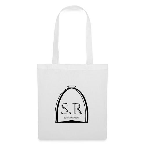 Logo S R Equestrement Vôtre - Sac en tissu