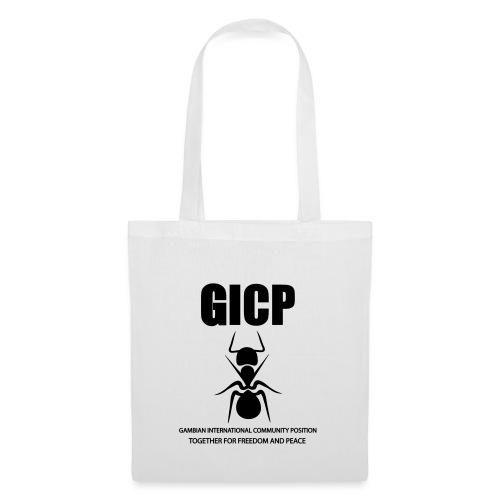 GICP T-SHIRT - Tote Bag