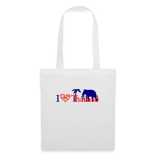 I love Thailand - Tote Bag