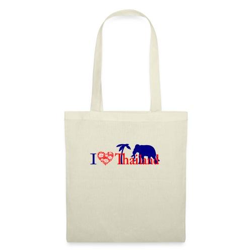 I love Thailand - Tote Bag