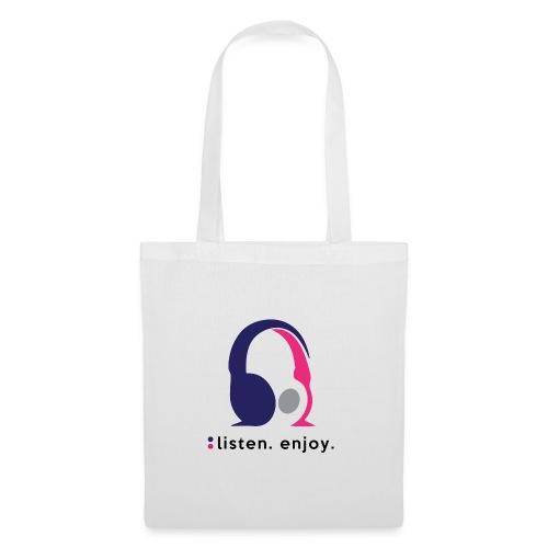 liste. enjoy. - Tote Bag