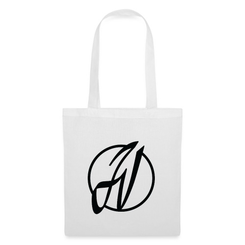 JV Guitars - logo noir - Tote Bag