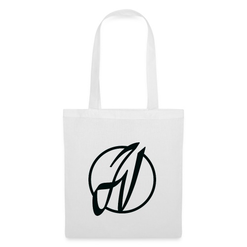 JV Guitars - logo noir - Tote Bag