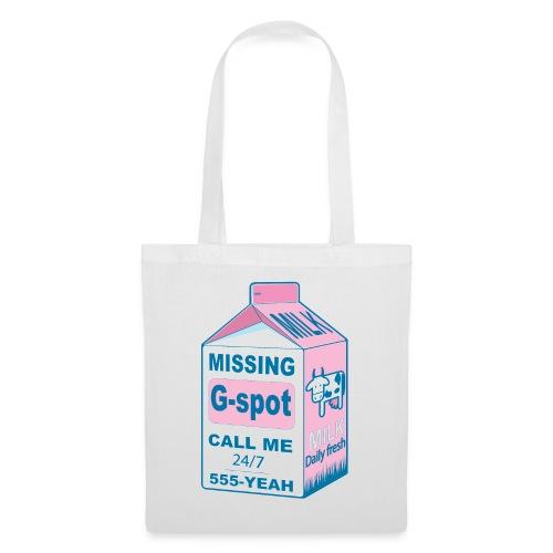 Missing : G-spot - Tote Bag
