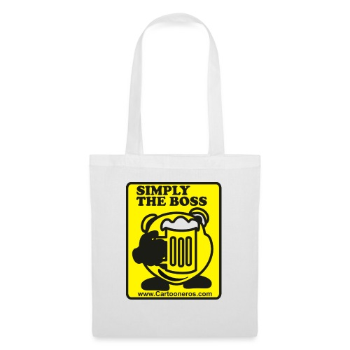 Simply the Boss - Tote Bag