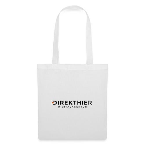 DIREKTHIER Logo - Stoffbeutel