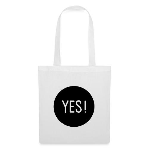 YES! - Stoffbeutel