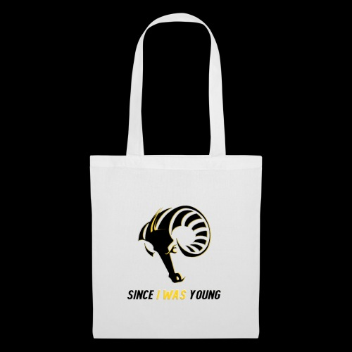 Since I Was Young - Tote Bag