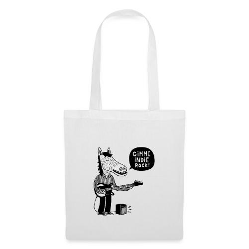 Gimme indie rock! - Tote Bag