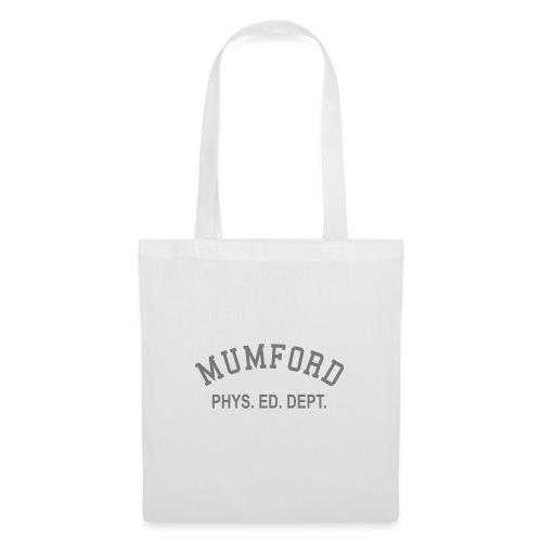 mumford phys ed - Tote Bag