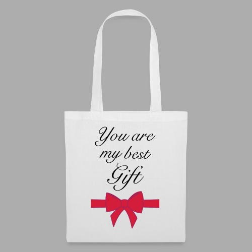 you are my best gift - Tote Bag