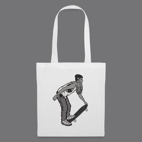 SKATEBOARDING Tee Shirt - Tote Bag